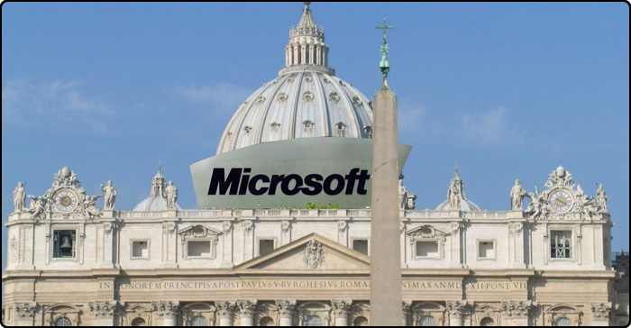 bill gates buys catholic church hoaxes
